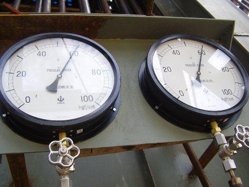Normativa De La Presión Hidrostática