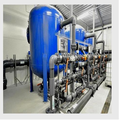 Tipos De Agua En Una Caldera Industrial