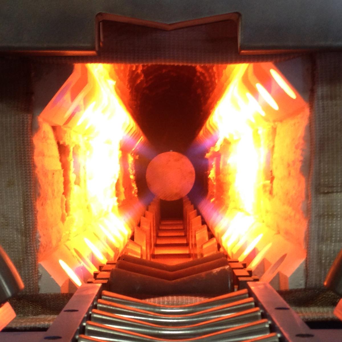 La Temperatura En Las Calderas Industriales